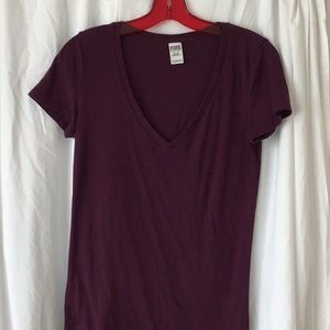 Victoria's secret pink tee shirt